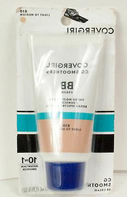 Covergirl CG Smoothers BB Cream Tinted Moisturizer+Sunscreen