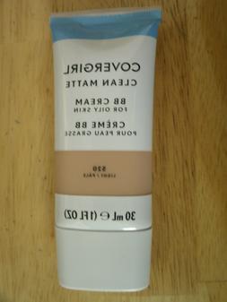 Covergirl Clean Matte BB Cream for Oily Skin 520 Light 1 fl