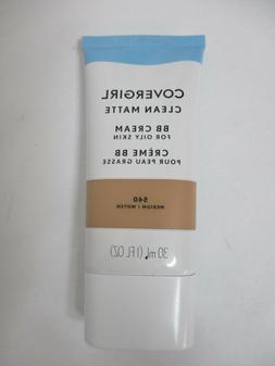 COVERGIRL - Clean Matte BB Cream for oily skin Medium/540 -