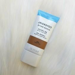 Covergirl Clean Matte BB Cream For Oily Skin - 560 Deep