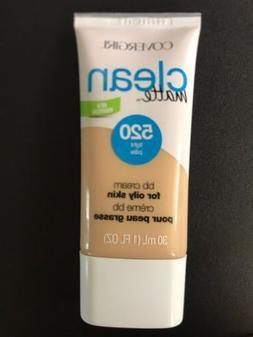 COVERGIRL Clean Matte BB Cream For Oily Skin, Deep 560