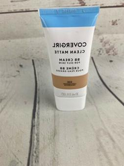 Clean Matte BB Cream light/Medium 530 For Oily Skin,1 oz. -C