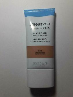 Covergirl Clean Matte BB Cream Oily Skin 550 Medium/Deep 1 f