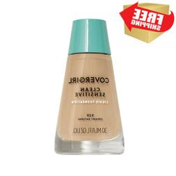 COVERGIRL Clean Sensitive Skin Foundation