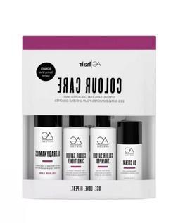 AG Hair Colour Care To Go Kit BB Cream Shampoo Conditioner F