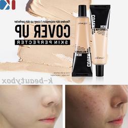 Cover Up Skin Perfecter Makeup BB Cream 30ml / Korean Cosmet