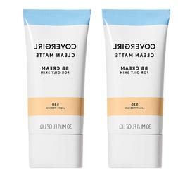 Covergirl Clean Matte Bb Cream for Oily Skin, Light Medium 5