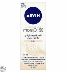 Nivea Daily Essentials BB Cream 5 in 1 Beautifying Moisturis