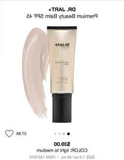 Dr. Jart Premium BB Beauty Balm SPF 45 BB Cream 01 Light-Med