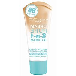 Maybelline Dream Pure 8-in-1 BB Cream For Oily Skin SPF15 30