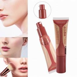 Facial Whitening Repair Moisturizing Concealer Liquid Founda