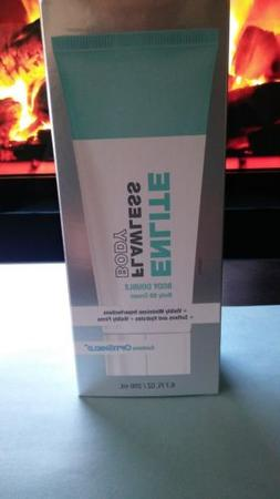 Enlite Flawless Body Double Body BB Cream 6.7 OZ New Boxed