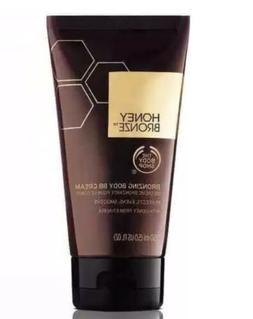 The Body Shop Honey Bronze Bronzing Body BB Cream 5 fl oz. N