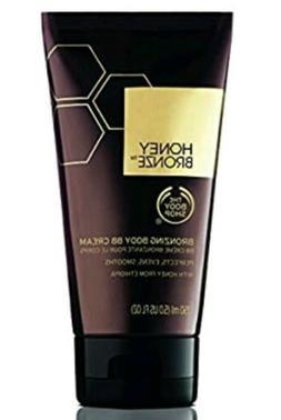 The Body Shop Honey Bronzing Body BB Cream  5 oz.