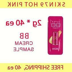 SKIN79 Hot Pink BB Cream Sample 80g  - null fair light