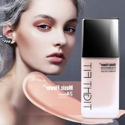 infallible total cover foundation makeup fit me