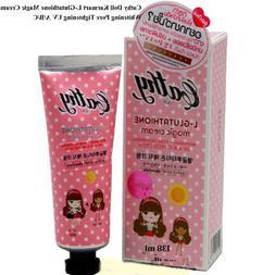 Cathy Doll L-Glutathione Magic Cream SPF 50 Whitening Sunscr