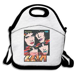 Kiss Asylum Lunch Tote For Men Women And Kids