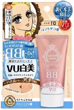 KissMe Isehan Heroine Make Protect UV Mineral BB Cream - Lig