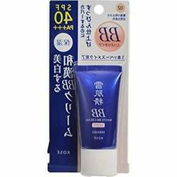 Kose Sekkisei White BB Cream Moist 02 Ochre SPF40 / PA +++ 3