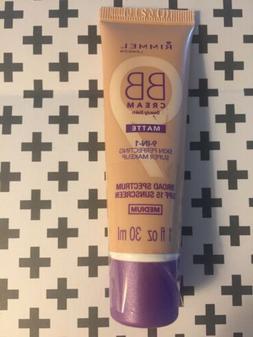 Rimmell BB Cream Matte 9-in-1 Makeup Medium SPF 15