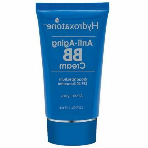 1 anti aging bb cream universal shade