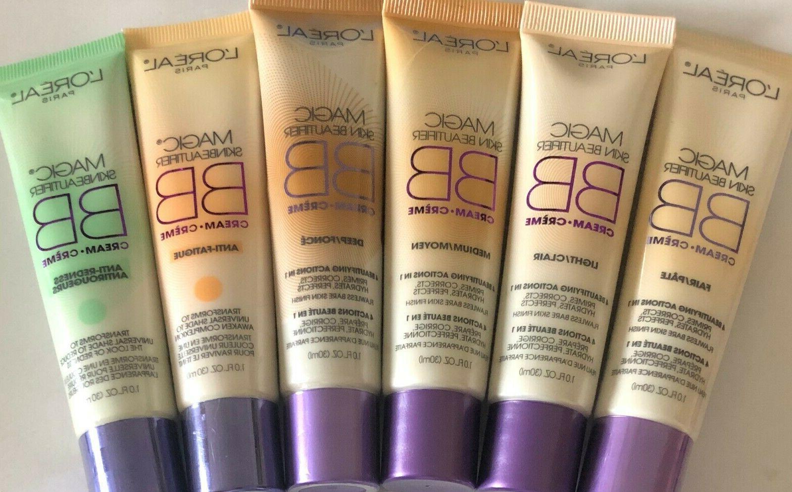 1 loreal magic skin beautifier bb cream