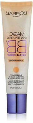 1pc Loreal Magic Skin Beautifier Bb Cream, Anti-fatigue, 1 f