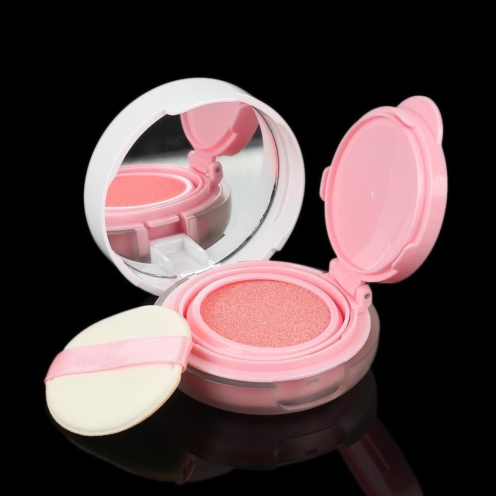 1Pcs Cushion Blusher Cheek Face Blush 3 Colors
