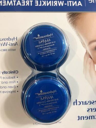 *2 Hydroxatone Anti-Wrinkle oz