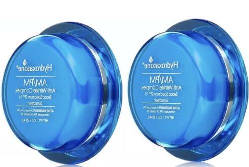 *2 Pack*New Hydroxatone Anti-Wrinkle oz Sealed