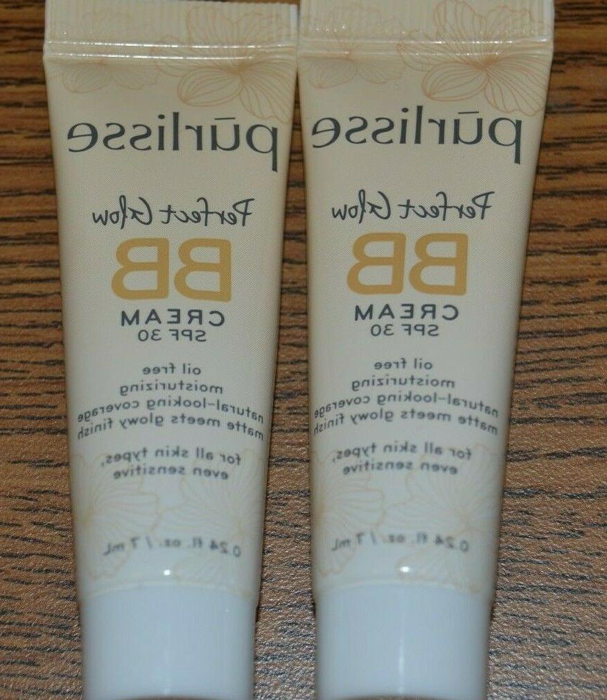 2 perfect glow bb cream light medium
