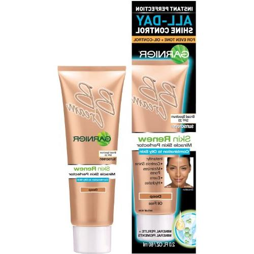 2 Pk, Garnier Skin Renew Miracle Skin Perfector BB Cream, Co