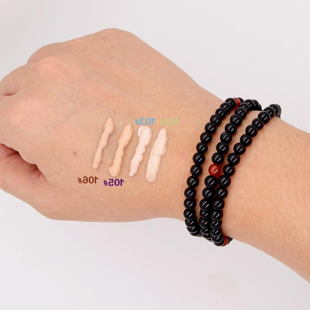 4 Nude Makeup Oil-Control Whitening Skin Care Liquid