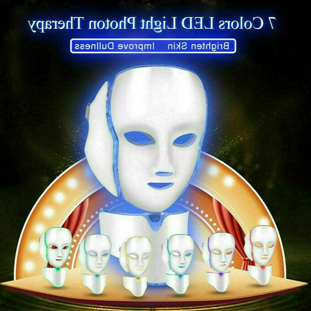 7Color Therapy Mask Neck Serum