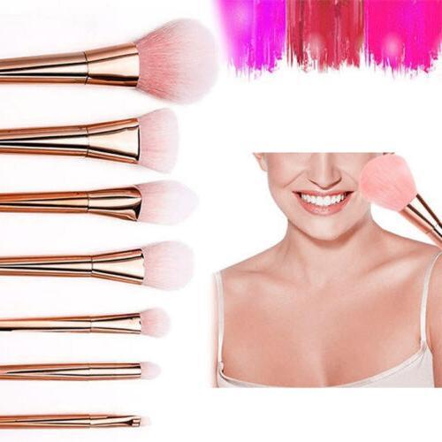 7Pcs Kit for Powder Makeup