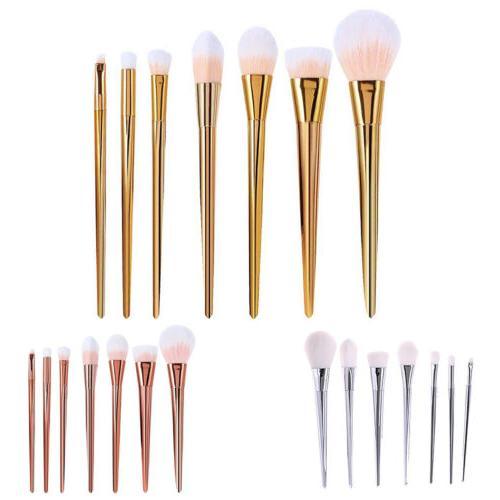 7Pcs Brush Kit for Powder Makeup