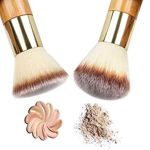 Matto Makeup Set Face 2 Pieces Foundation Powder Makeup Mineral BB Cream