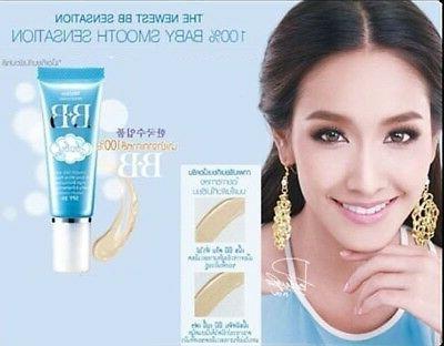 Mistine BB Cream Baby Smooth Sensation SPF30 Makeup Base Fou