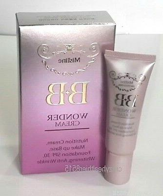 Mistine Wonder BB CREAM SPF30 Make Up Base Cover Blemish Pri