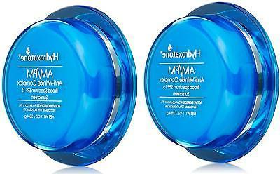 Pack 2, Hydroxatone Treatment Am/Pm Anti-Wrinkle Complex Bro