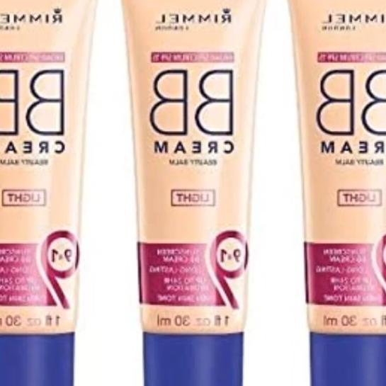 Rimmel London  BB Cream Super Makeup Medium 1.0 oz  100 % Br