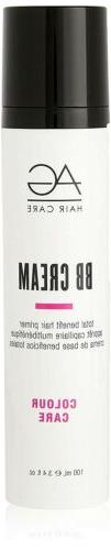 AG Colour Care BB Cream, Total Benefit Hair Primer, 3.4 fl o