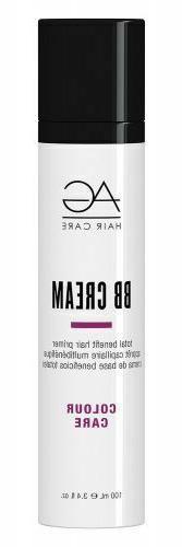 ag hair care bb cream total benefit