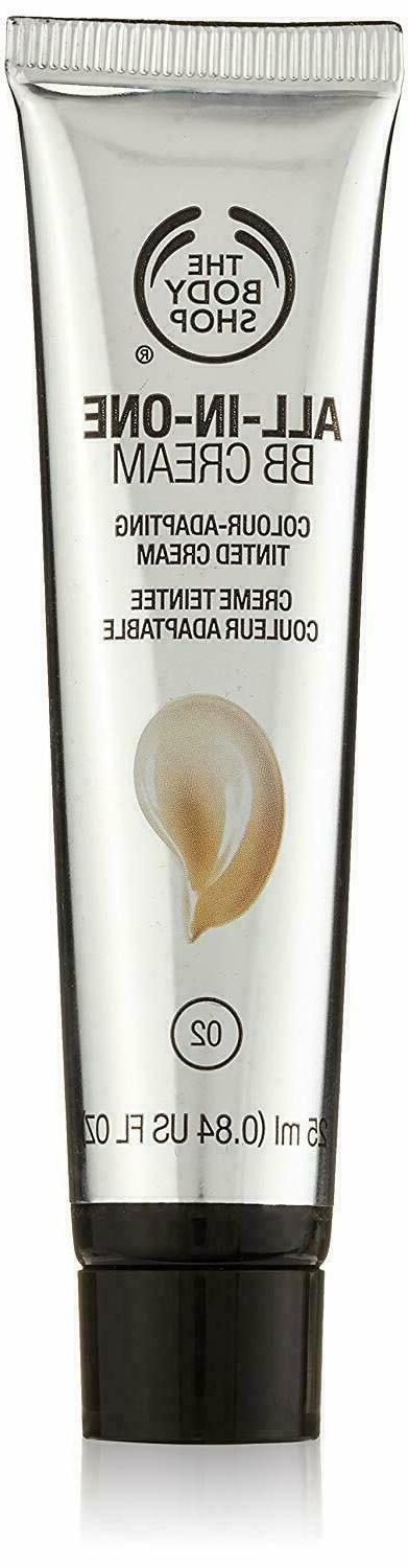 💕 The Body Shop 💕 All-in-One 💕 BB 💕 Cream 01 sha