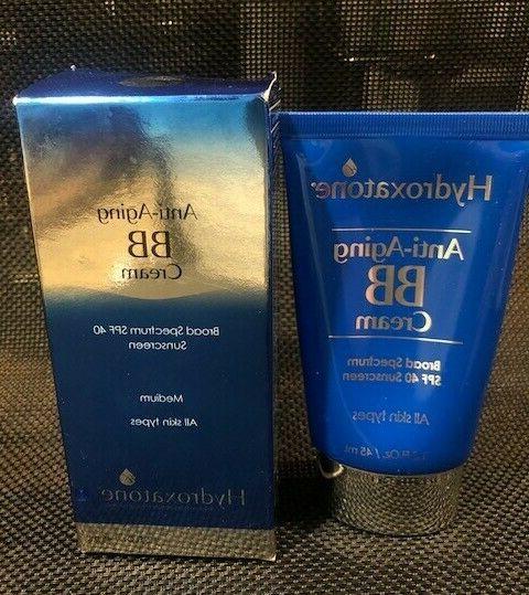 anti aging bb cream medium