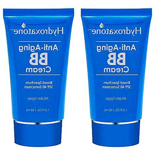 Hydroxatone Anti-Aging BB Cream, SPF 40 Universal Shade **2