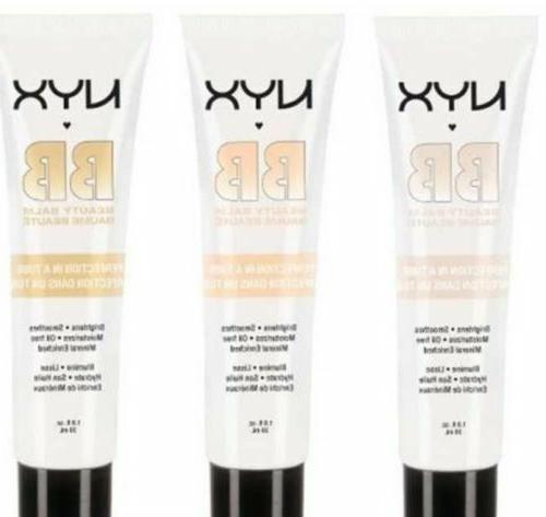 NYX BB BB Cream Box