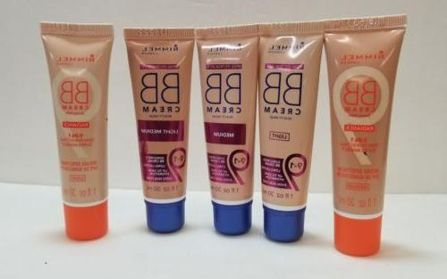 RIMMEL BB Cream 9 in 1 SPF 15 ~ Choose Your Shade ~  BEAUTY