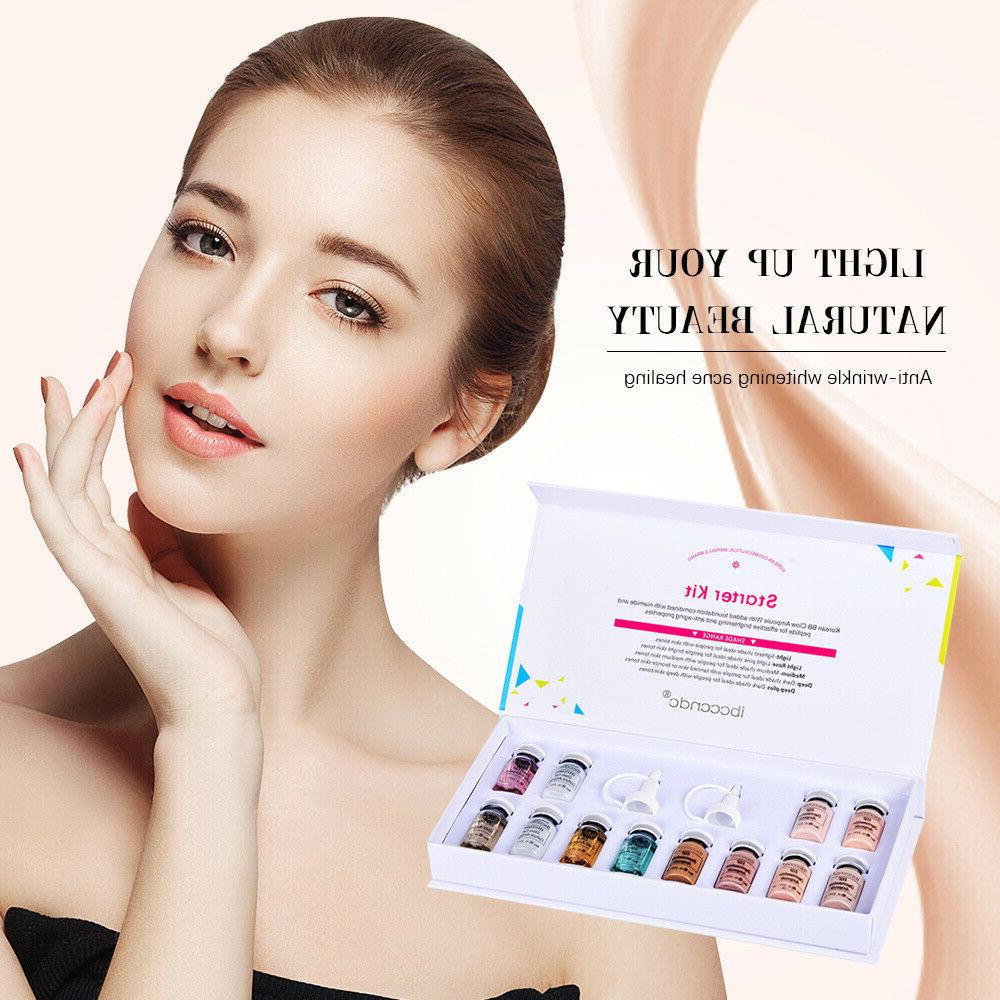 7Color Mask Neck Anti-aging & Serum